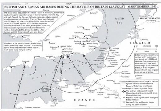 Brit & Germ Airbases