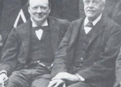 Churchill & Balfour