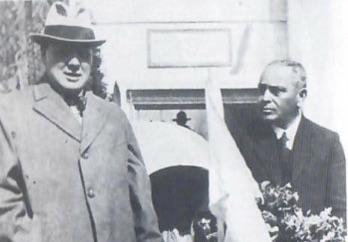 Churchill & Dizengoff