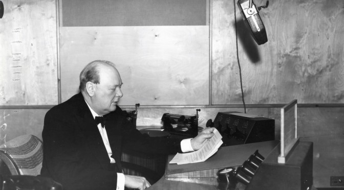 churchills-first-wartime-broadcast-on-1st-october-1939