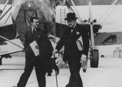 Reves & Churchill