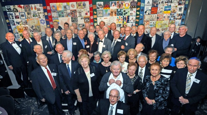 The Boys at 70 Anniversary Reunion 2015