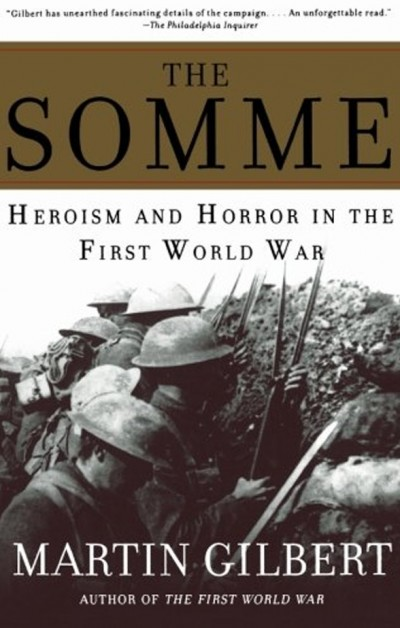 The-Somme-The-Heroism-and-Horror-of-War
