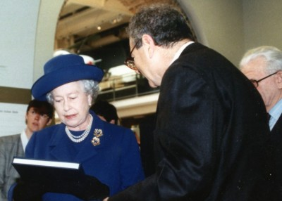 Opening of IWM Holocaust Exhibition 6th June 2000