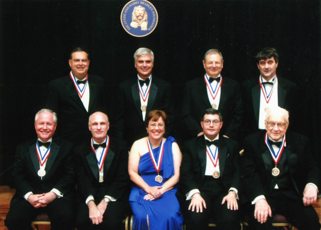 3 June 2009, The Lynde & Harry Bradley Foundation Prize , Washington, D.C. USA