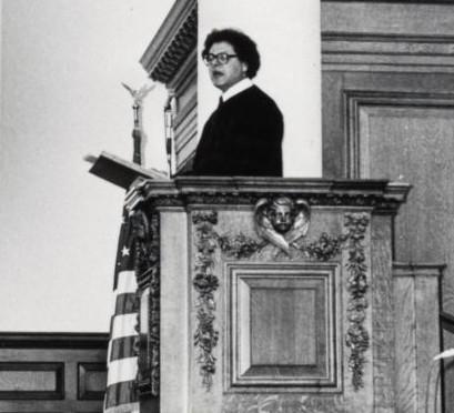 26 April 1981, Hon .D.Litt. Westminster College, Fulton, Missouri