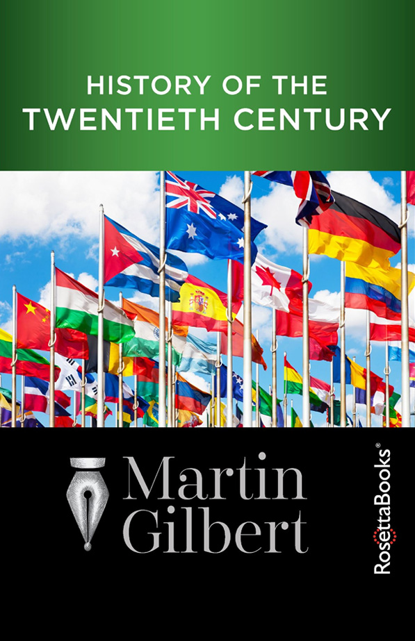 History Of The Twentieth Century  The Concise Edition